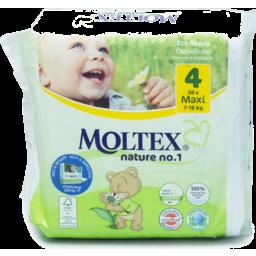 Photo of Moltex Nappies - Disposable Maxi - No 4 (7 - 18kg)