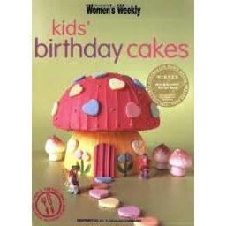 Photo of Aust Womens Weekly Kids Birthday Cakes