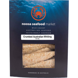 Photo of Noosa Seafood Market Fish - Crumbed Australian Whiting