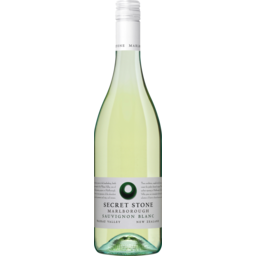 Photo of Secret Stone Marlborough Sauvignon Blanc Wine 2017 750ml (Case Of 6)