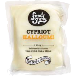 Photo of Food Snob Cheese Halloumi 200g