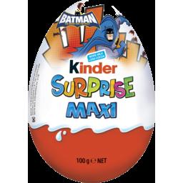 Photo of Kinder Surprise Maxi Eggs 100g