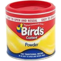 Photo of Birds Custard Powder 300g