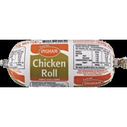 Photo of Ingham Chicken Roll 250gm