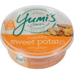 Photo of Yumis Sweet Potato & Cashew Dip 200gm
