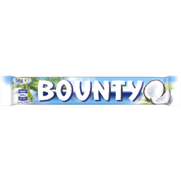 Photo of Bounty® Chocolate Bar 56g