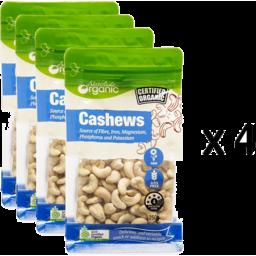 Photo of Absolute Organic Nuts - Cashews (Raw)