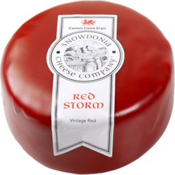 Photo of Red Storm