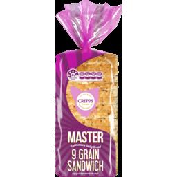 Photo of Cripps Master Loaf 9 Grain Sandwich 680g