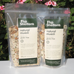Photo of Muesli Natural Gf 900gm