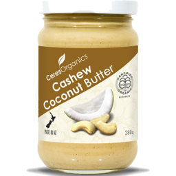 Photo of Ceres - Cashew Coconut Butter Organic - 220g