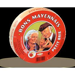 Photo of Bons Mayennais French Petit Brie 500g