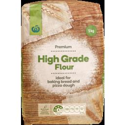 Photo of Essentials Flour High Grade Flour 5kg