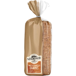Photo of Mackenzie Bread Malted Sprouted Grains 500g