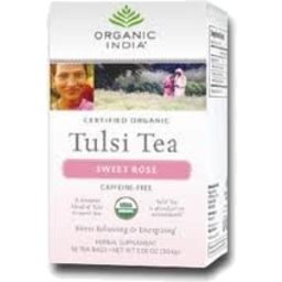 Photo of Tulsi Tea Swy Rose 32.4g
