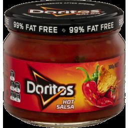 Photo of Doritos Hot Salsa 300g