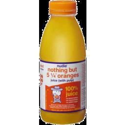 Photo of Nudie Orange Juice 400ml