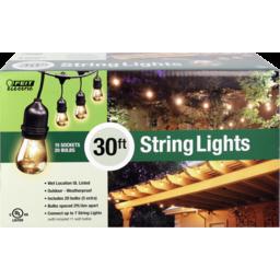 Photo of Feit 30ft Led String Lights