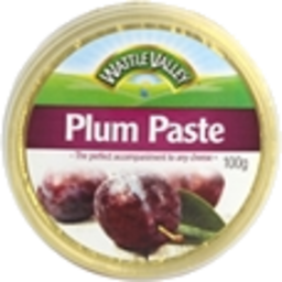 Photo of W/Val Plum Paste 100gm