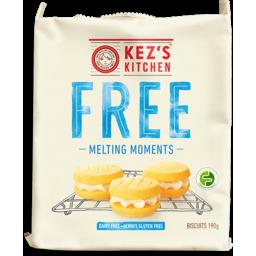 Photo of Kez's Melting Moments 190gm