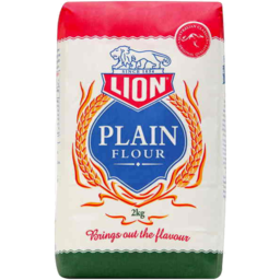 Photo of Lion Flour Plain 2kg