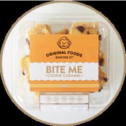 Photo of Original Foods Bite Me Mini Bites Cookie Caramel 165g