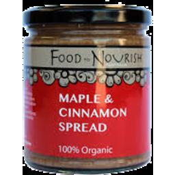 Photo of Maple & Cinnamon Spread 225gm