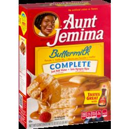 Photo of Aunt Jemima Buttermilk Pancake & Waffle Mix