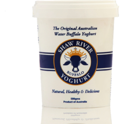 Photo of Shaw River Buffalo Yogurt 500g