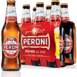 Photo of Peroni Red Bottle