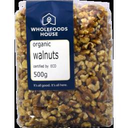 Photo of Wholefoods House Walnuts Organic 500g