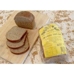 Photo of Naturis Bakery 100% Rye Loaf (Sliced)