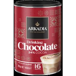 Photo of Arkadia Drinking Chocolate 24% Cocoa 250gm