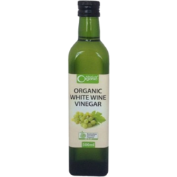 Photo of Absolute Organic White Wine Vinegar 500ml