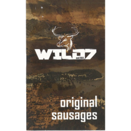 Photo of Wild7 Beef Steak & Onion Sausages