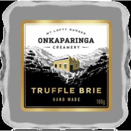Photo of Onkaparinga Truffle Triple Cream 180g