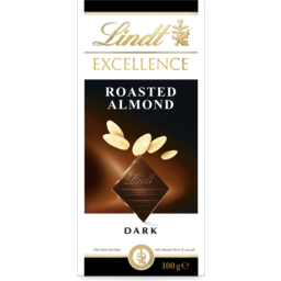 Photo of Lindt Excellence Roasted Almond 100g