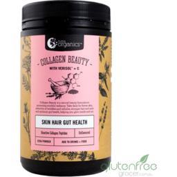 Photo of Nutra Organics Collagen Beauty With Verisol 225g