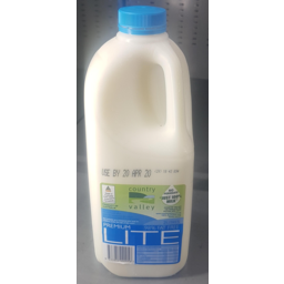 Photo of Country Valley Classic Lite Milk2lt