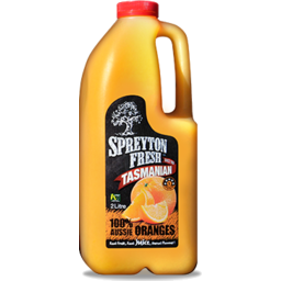 Photo of Spreyton Fresh Tasmanian Orange Juice 2L