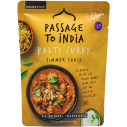 Photo of Pssg Balti Curry 375g