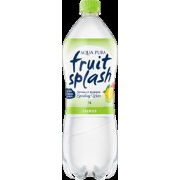 Photo of Aqua Pura Fruit Splash Citrus Naturally Essenced Sparkling Water 1l