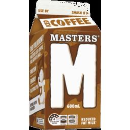 Photo of Masters Iced Coffee 600ml Ctn (6)