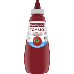 Photo of Masterfoods Tomato Reduce Salt & Sugar Sauce 475ml