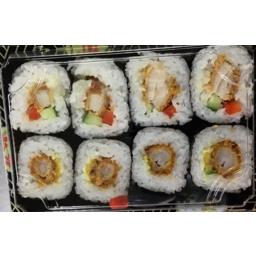 Photo of Crispy Chicken & Crispy Prawn Fresh Sushi Combo