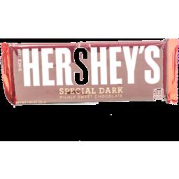 Photo of Hershey's Dark Chocolate Bar