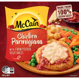 Photo of McCain Red Box Dinner Chicken Parmigiana 320g