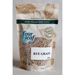 Photo of Four Leaf - Rye - Grain - 350g