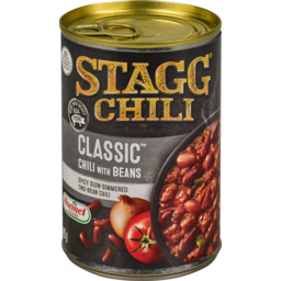 Photo of Stagg Chili Classic With Beans 425g