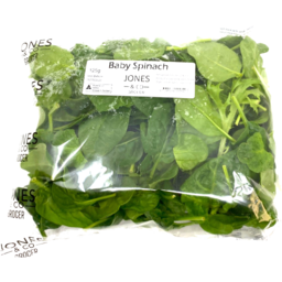 Photo of J&Co Baby Spinach 125g